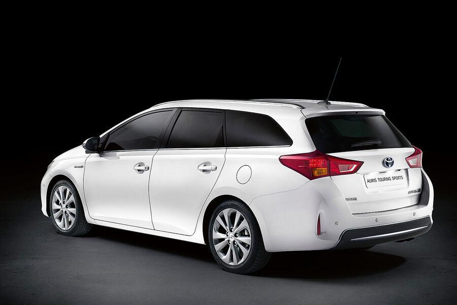 Preise Toyota Auris Touring Sports : Kompaktkombi kostet ab 17.150