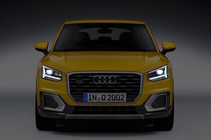 05/2015, Audi Q2