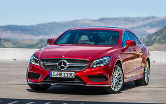06/2014, Mercedes CLS Facelift