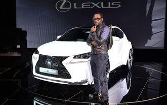 09/2014 Lexus NX Will.i.am