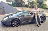 Adrian Sutil - Lamborghini LP570-4 - Superleggera - GP Spanien 2014