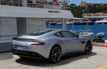 Aston Martin Vanquish - Car Spotting - Formel 1 - GP Monaco - 24. Mai 2013