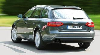 Audi A4 Avant 3.0 Quattro, Heckansicht