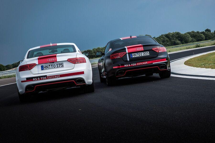 Фото | Audi RS5 Concept 2014