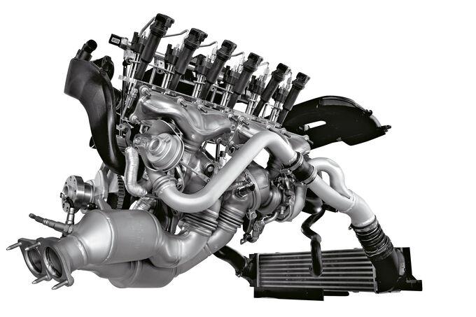 Aufladungskonzepte, SPA 10/15, BMW M235i