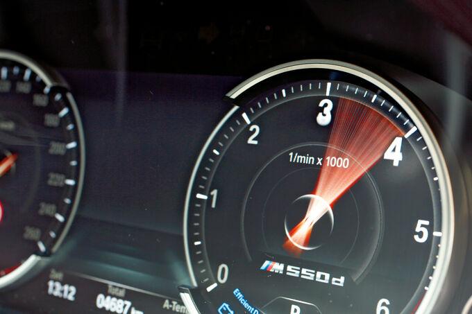 Aufladungskonzepte, SPA 10/15, BMW M550d