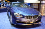 BMW Alpina B6 BiTurbo Cabrio, Messestand, Autosalon Genf 2013
