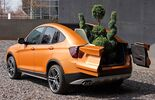 BMW Deep Orange 4 Studie