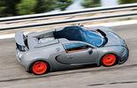 Bugatti Veyron Grand Sport Vitesse, Seitenansicht