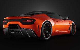 Bulleta Motors RF22