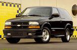 Chevrolet Blazer, 2005