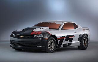 Chevrolet Camaro Copo Sema 2014