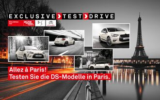 Citroen DS Leser-Test-Drive