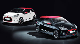 Citroen DS3 Red Edition Sondermodell