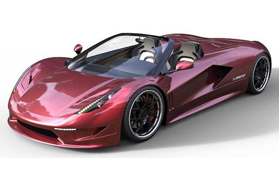 transtar racing dagger gt 300mph 483kmh driving fun forum. Black Bedroom Furniture Sets. Home Design Ideas
