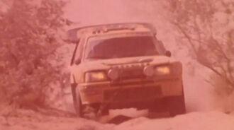 Dakar Peugeot 405 Rallye