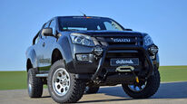 Delta Bigfoot-Pickup Isuzu D-Max Tyrranos Rex