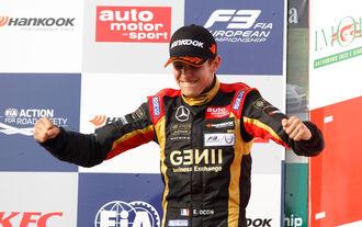 Formel 3 EM Imola 2014