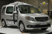 EuroNCAP Crashtest Mercedes Citan
