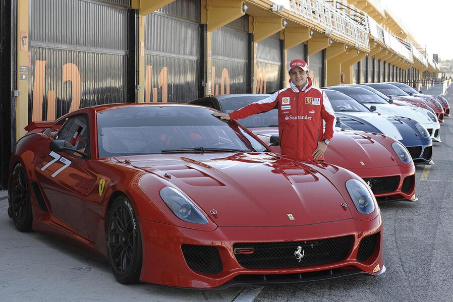Wat rijden Formule 1-coureurs anno 2013 in hun vrije tijd ...
