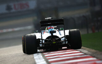 Felipe Massa - Williams - GP China 2014