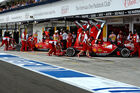 Qualifying-Drama in der Ferrari-Garage