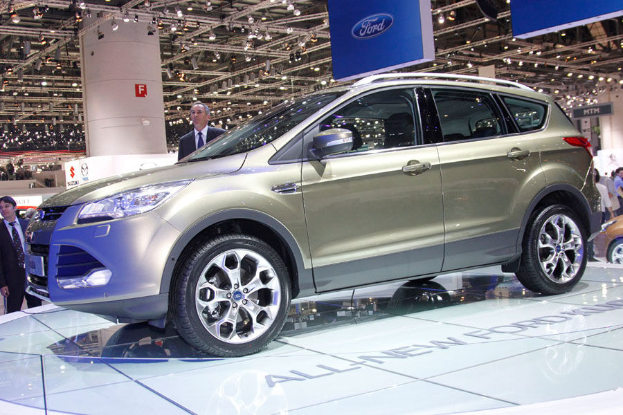 Ford Tourneo Custom Concept Foto 7 Di 8 Pictures to pin on Pinterest