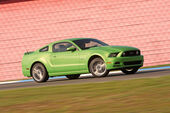 Ford Mustang, Seitenansicht