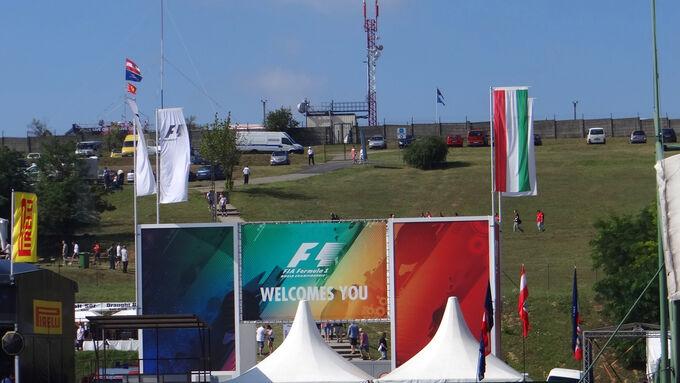 GP Ungarn 2012 Impressionen
