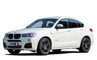 HR BMW X4