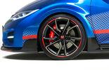 Honda Civic Type R, Kompaktsportler, Paris, Pariser Autosalon 2014