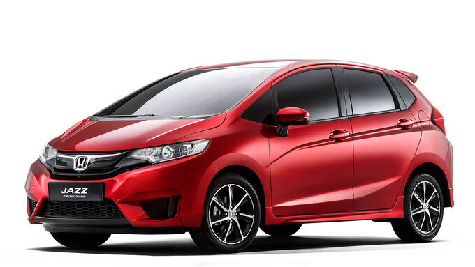 Honda Jazz Paris 2014