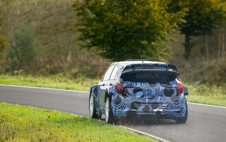 Neuer Hyundai i20 WRC
