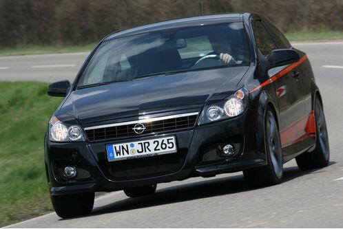 Opel Astra H Gtc. Irmscher Opel Astra GTC 265 05