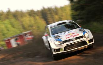 Jari-Matti Latvala - Rallye Finnland 2014 - WRC - VW Polo R WRC