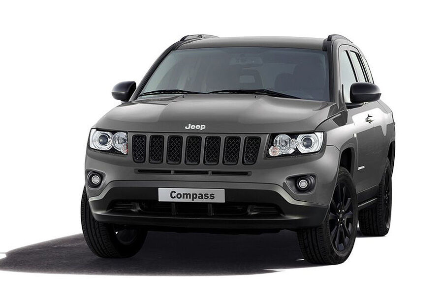 Jeep Compass Black Look Genf 2012