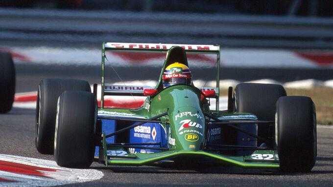 Jordan-Ford 191 - Formula 1 1991
