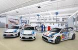 KL Racing-Polo R WRC, MTM-Polo R WTC, Werkstatt