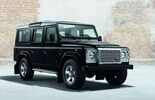 Land Rover Defender Black Pack Silver Pack