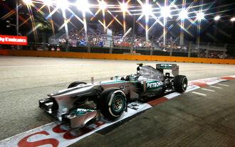 Vorschau GP Singapur 2014