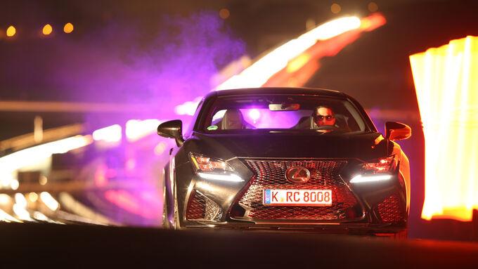 Lexus RC F Advantage, Front view