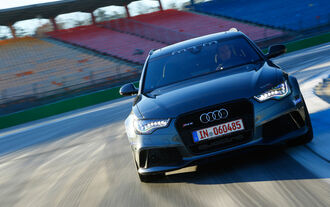 MTM-Audi RS 6 R, Frontansicht