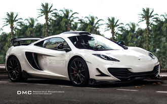 McLaren MP4 12C Velocita - Wind Edition - DMC