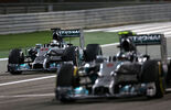 Mercedes - GP Bahrain 2014