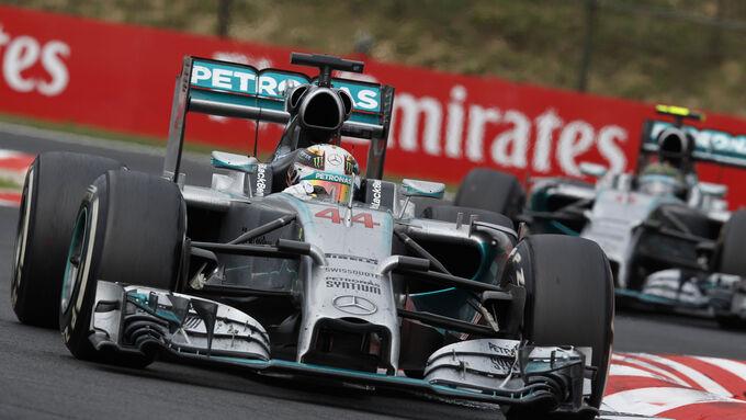 Neue Regeln bei Mercedes