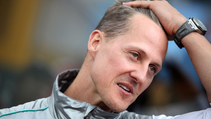 Michael Schumacher 2012