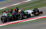 Nico Hülkenberg - Force India - Formel 1 - Test 1 - GP Bahrain 2014