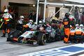 Force India unter Druck