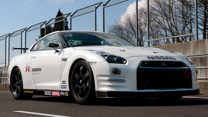 Nissan GT-R Rennversion