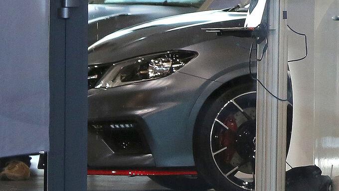 Nissan Pulsar Nismo, Kompaktsportler